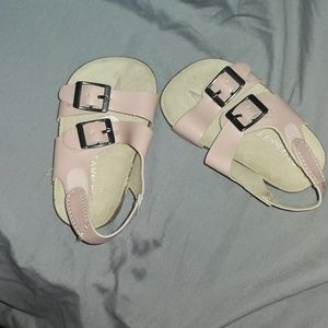 Other - Old Navy Pink sandles.